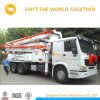 XCMG Hb60K 60m aprieta la bomba de concreto para la venta de camiones