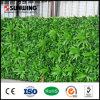 الصين مصنع زخرفة [أنتي-وف] خضراء اصطناعيّة عشب جدر مع زهرات