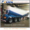 La Chine Fabricant 30cbm-70cbm poudre en vrac de marchandises de ciment en vrac de remorque-citerne transporteur pour la vente