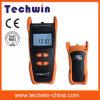 Sorgente luminosa di fibra ottica dello strumento Tw3109e della prova della rete