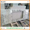 Residential를 위한 Basin Cutout를 가진 주문 Aran White Granite Countertop