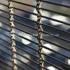 À la mode à mailles métalliques décoratifs draperie/ mur rideau métallique