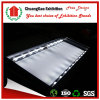 Étalage annonçant le cadre d'éclairage LED de tissu