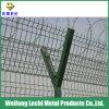 Eslabón de la cadena de seguridad y protección de la compensación de bucle ornamentales valla para el exterior
