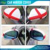 Chaussettes de publicité imperméables à l'eau de couverture de miroir de voiture de polyester (L-NF13F14005)