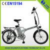 Batterie au lithium de l'homologation En15194 pliant le vélo d'E (Shuangye A3)