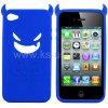 Diabo Cobertura em silicone para iPhone 4 & 4S (KIP4G-1038)