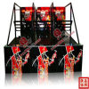 Latest 3 in 1 Combined Basketball Arcade Game Machine (QH321)