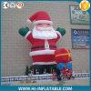 Noël gonflable le père noël de qualité
