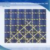Tissu serti de fil de l'acier inoxydable SUS316