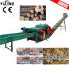 certificat CE le bois d'écaillage de la machine sur la vente