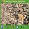 Cesta revestida do engranzamento de fio de Gabion do zinco pesado
