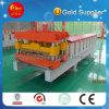 L'exportation toit de tuiles en acier galvanisé Standard machine à profiler de feuille