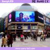 Painel eletrônico de publicidade ao ar livre Painel eletrônico LED colorido (P8mm)