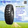 Pneu radial bon marché de camion de Bt118 12.00r20 pour l'essieu moteur