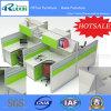 Estação de trabalho moderna de mobiliário de escritório da Hotton 2015 (RX-FY0314-A4)