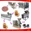 Riga macchina di produzione di burro dell'inserimento dell'arachide della piccola scala