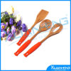 3 피스 Bamboo Cookware Spoon Set