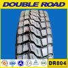 Doppeltes Road Brand All Steel Radial Truck Tire 1200r20 Tire