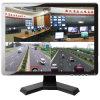 Écran LCD 15 pouces Moniteur de vidéosurveillance (H1501)