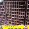 Quadratisches Mild Carbon Welded Steel Pipe für Construction