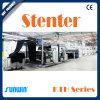 De Machine van Stenter voor breit Stoffen
