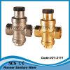 Латунное Pressure Reducing Valve для питьевой воды (V21-3111)