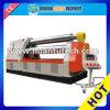 Máquina de rolamento deDobra hidráulica, máquina de rolamento universal, máquina de rolamento da placa (W11S)