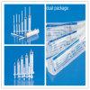 세륨, ISO, GMP, SGS, TUV를 가진 PE Package에 있는 Needle의 유무에 관계없이 의학 Disposable 3-Paers Luer Slip Syringe