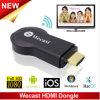 Поддержка брошенная зеркалом Android миниая PC Dongle C2 Wecast Miracast TV TV ручки Airplay Dlna Windows, OS Mac, Ios, Android
