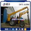 Dft-A1004 Auger Crane Pile Driver / Power Pole Erection Equipment