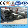 Fabricación inoxidable TP304 del tubo de acero