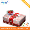 El color imprimió la fruta acanalada/las cajas vegetales/la caja de empaquetado impresa (AZ010417)