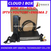 Поддержка IPTV+Youtobe спутникового приемника коробки миниая Vu+Solo DVB-S2 HD Облака-я