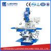 Universaldrehkopf-Fräsmaschinepreis des China-vertikaler MetallX6332C
