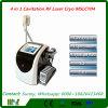 2017 ventes chaudes libres s'exerçantes 4 dans 1 machine/Cryolipolysis de laser Cryolipolysis de cavitation d'ultrason