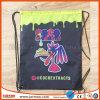 多彩な昇進のドローストリングのバックパック袋