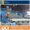 Nueva placa de yeso tipo placa de yeso/Línea de producción/fabricación Machine