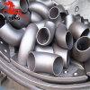 Codo de las instalaciones de tuberías sanitaria 316L del acero inoxidable 304