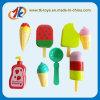 La vente chaude feignent jouet de crême glacée de gosses de jeu le divers à vendre
