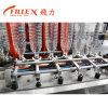 Un processo di soffiatura in forma automatico delle 6 cavità che fa macchina