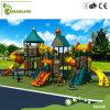 Cour de jeu d'intérieur de cour de jeu de Kidscenter d'enfants extérieurs de série