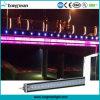 DMX mur de LED RVB 12W pour les ponts de lave-glace