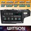 Witson Windows DVD с сенсорным экраном для Honda установите 2014 с правосторонним рулевым управлением