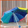 Großer Qualitäts-Sonnenschirm-Regenschirm mit Faser-Rippen