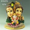 仏の彫像のGaneshaの卸し売り彫像、樹脂のGaneshaの販売のためのヒンズー教の神の彫像