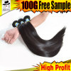 Выдвижение волос бразильских волос Unprocessed