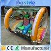 Véhicule de barre heureux de la conduite le de véhicule d'enfants romantiques pour 2 personnes