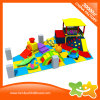 Matériel coloré de château de labyrinthe de cour de jeu de gosses à vendre