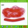 Wegwerfvliesstoff-Doppelt-elastische staubdichte medizinische Pöbel-Schutzkappe Kxt-Nwc10